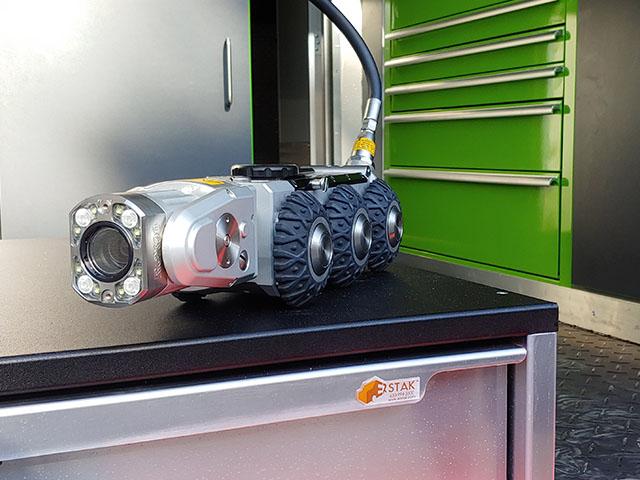 Envirosight® Rovver X® Vehicle