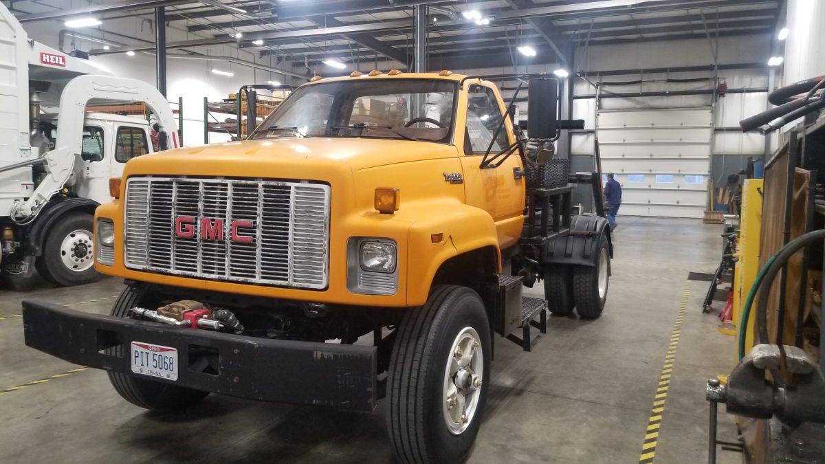 1994 Stellar Container Truck