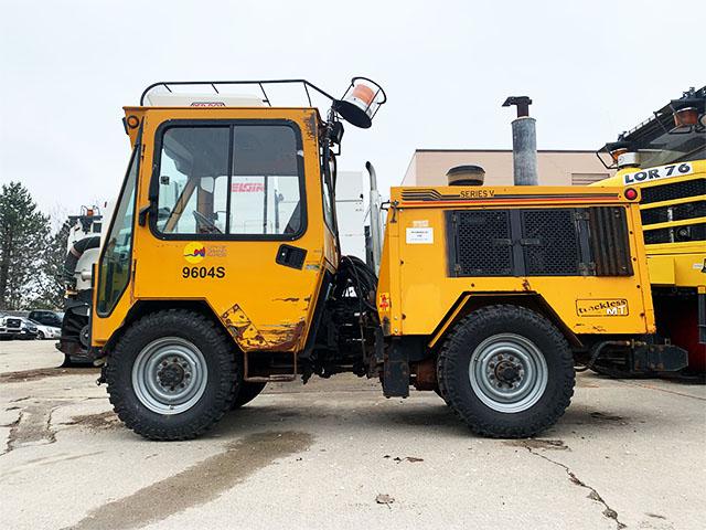2004 Trackless Vehicles MT5T u-2283