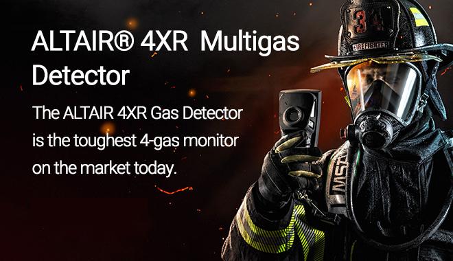 ALTAIR® 4XR Multigas Detector - MacQueen Emergency