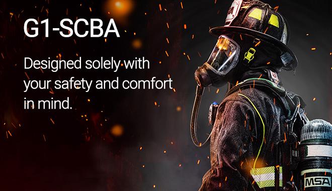 MSA G1-SCBA - MacQueen Emergency