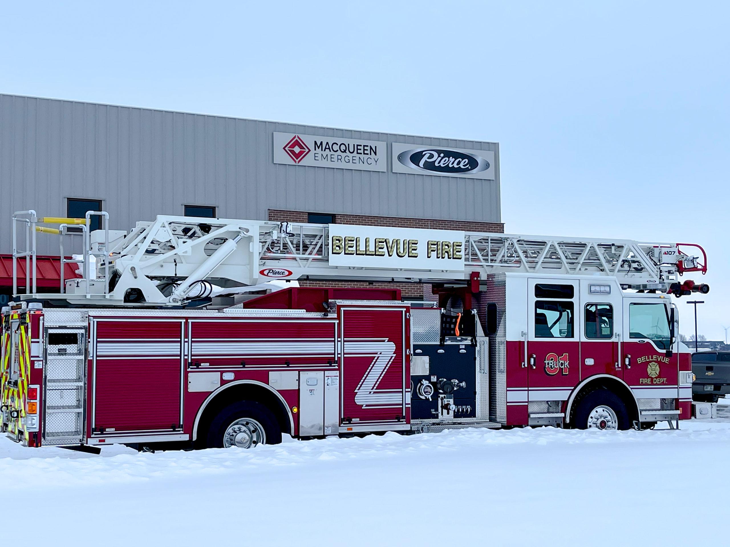 Bellevue Fire Department - Aerial