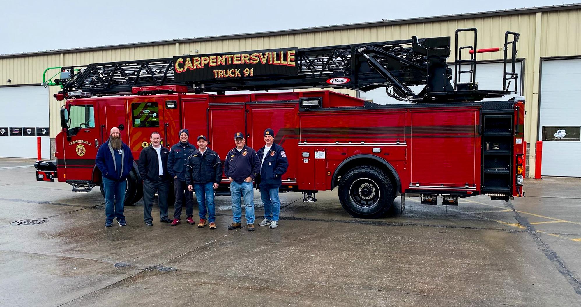 IMG_6451-2Carpentersville Fire Department - Aerial