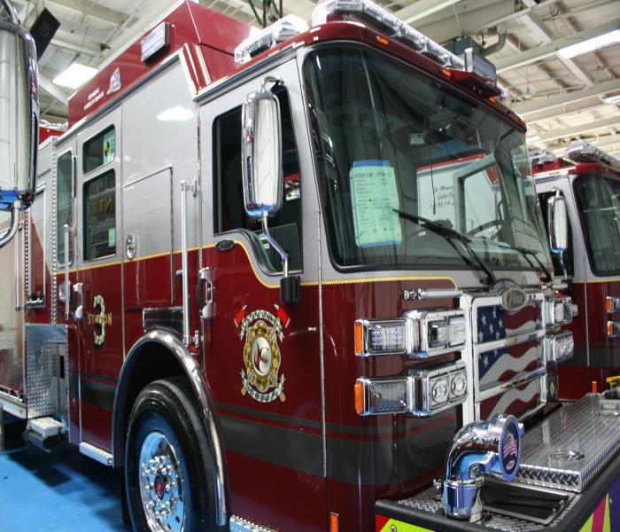 Central County Fire & Rescue - Pumper