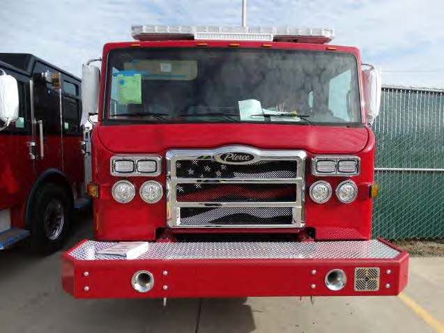 Creve Coeur Fire Department - Pumper