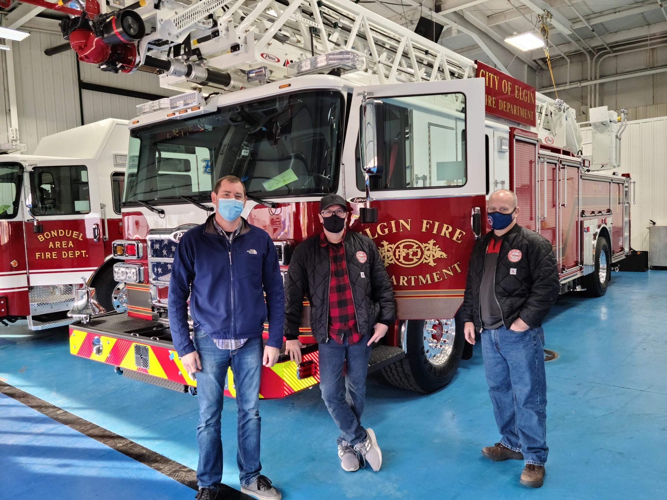 Elgin Fire Department - Aerial