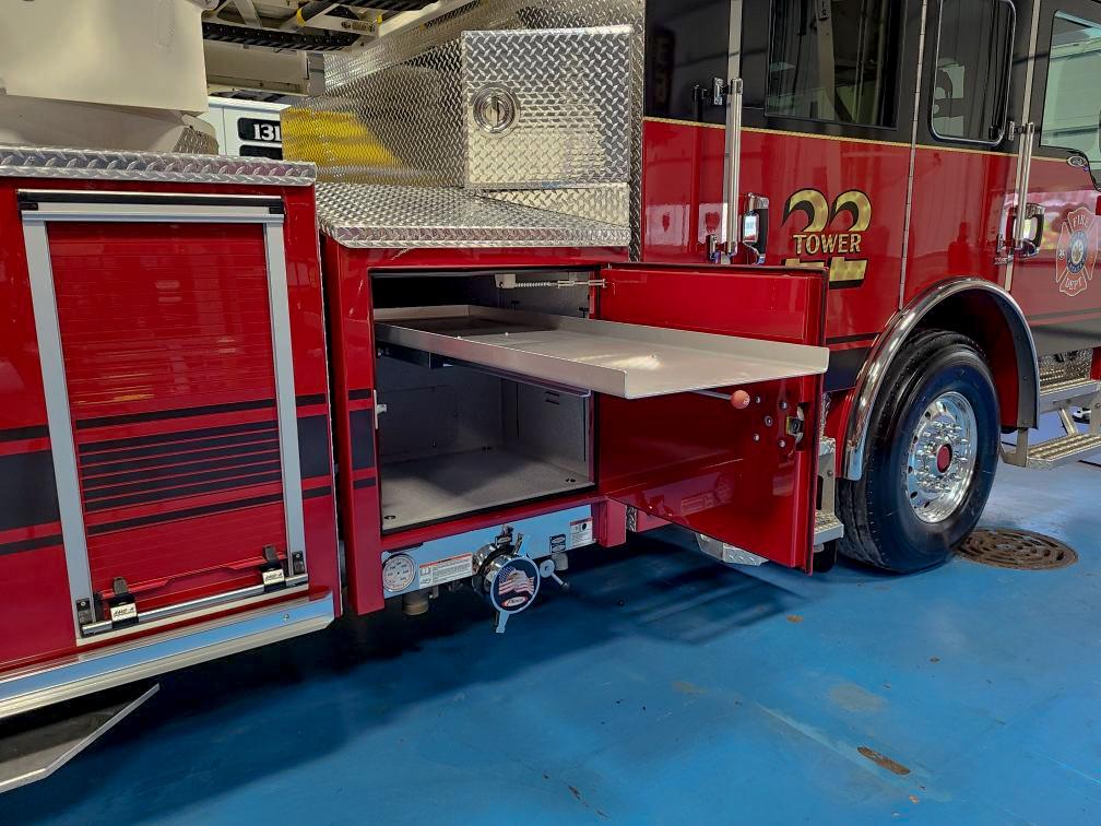 Hoffman Estates Fire Department - Aerial