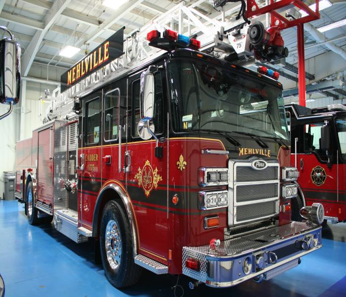 Mehlville Fire Protection District - Aerial