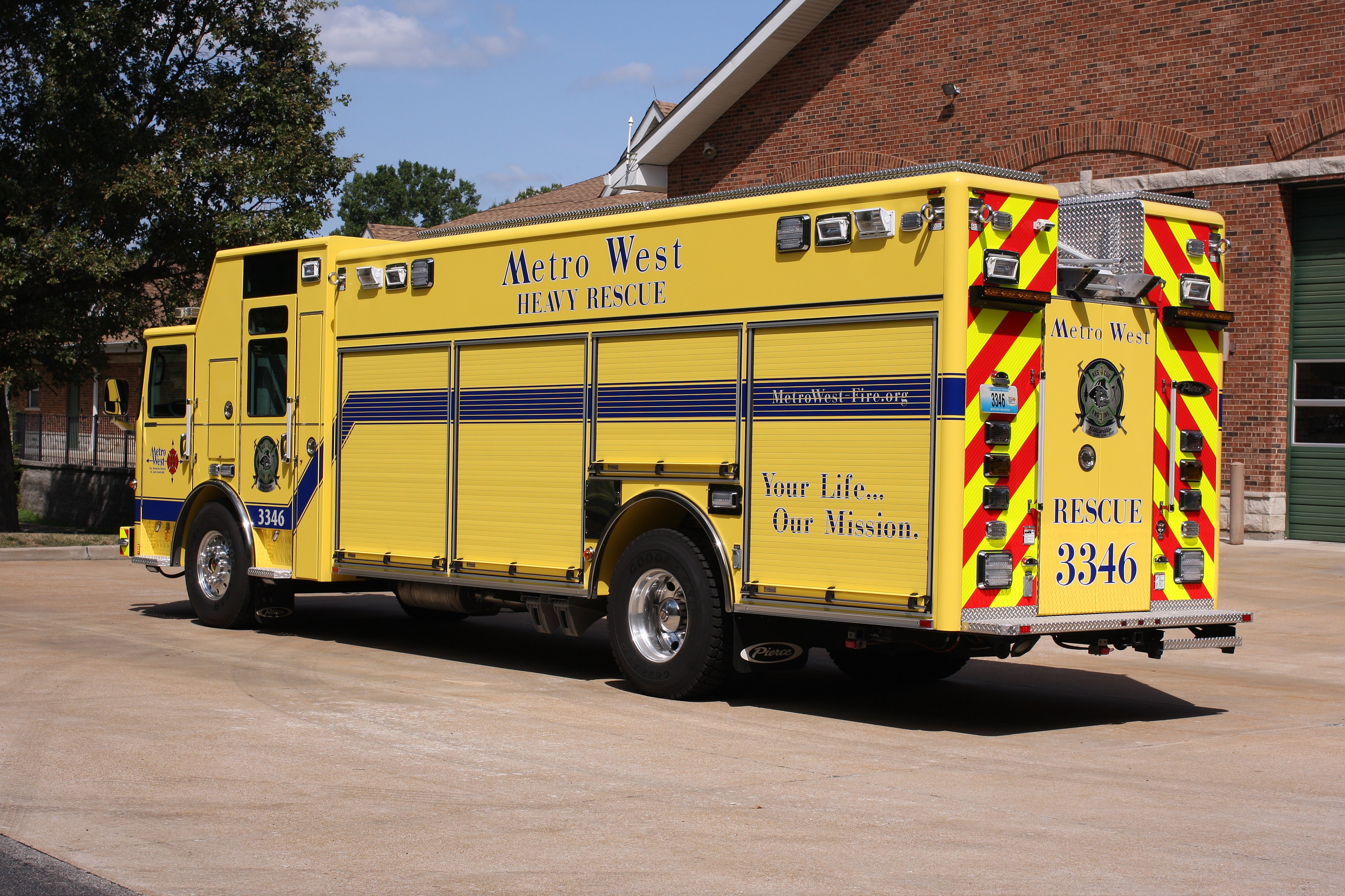 Metro West Fire Protection District - Rescue
