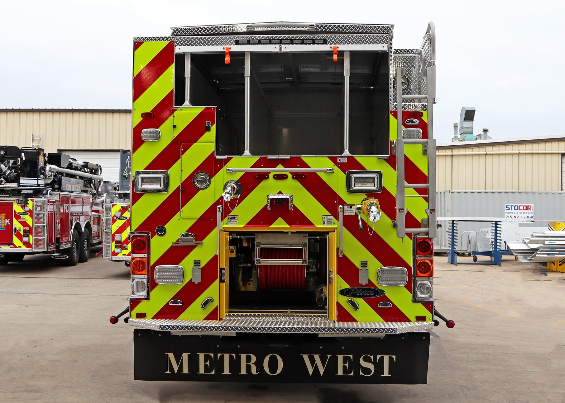 Metro West Fire Protection District - Tanker
