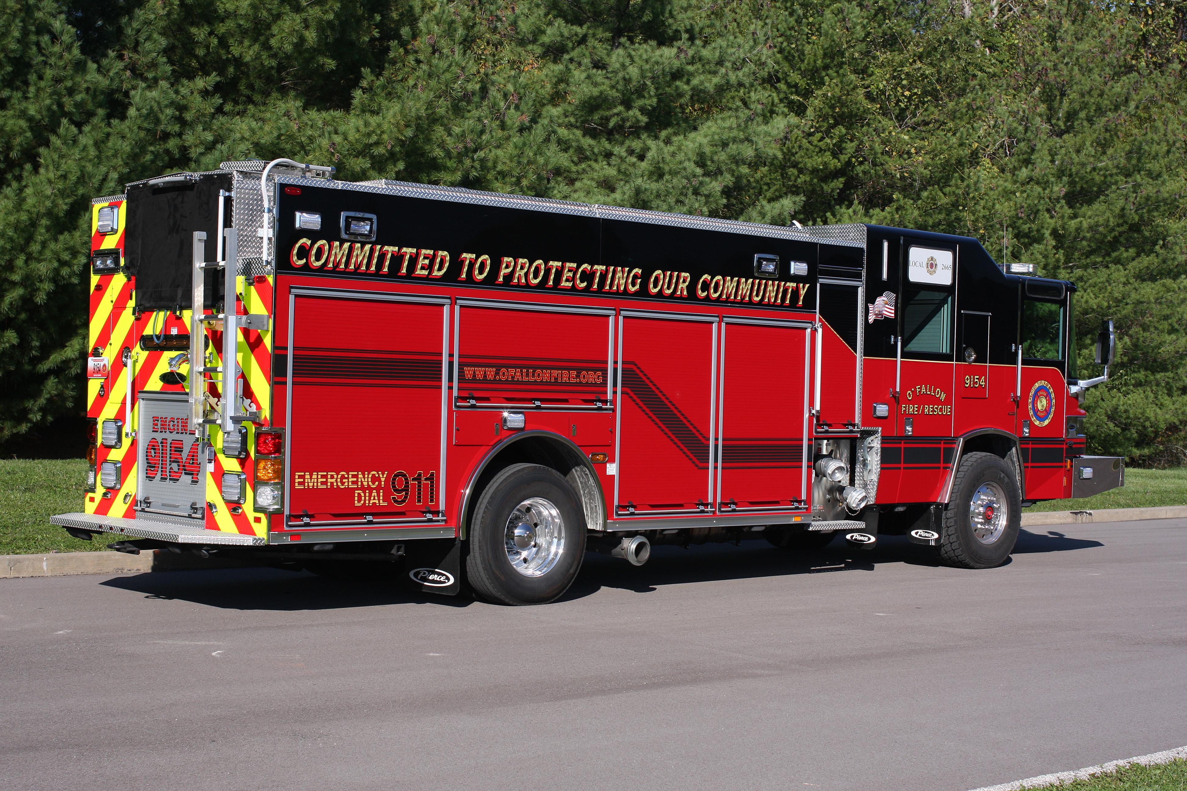 O'Fallon Fire Protection District - Pumper