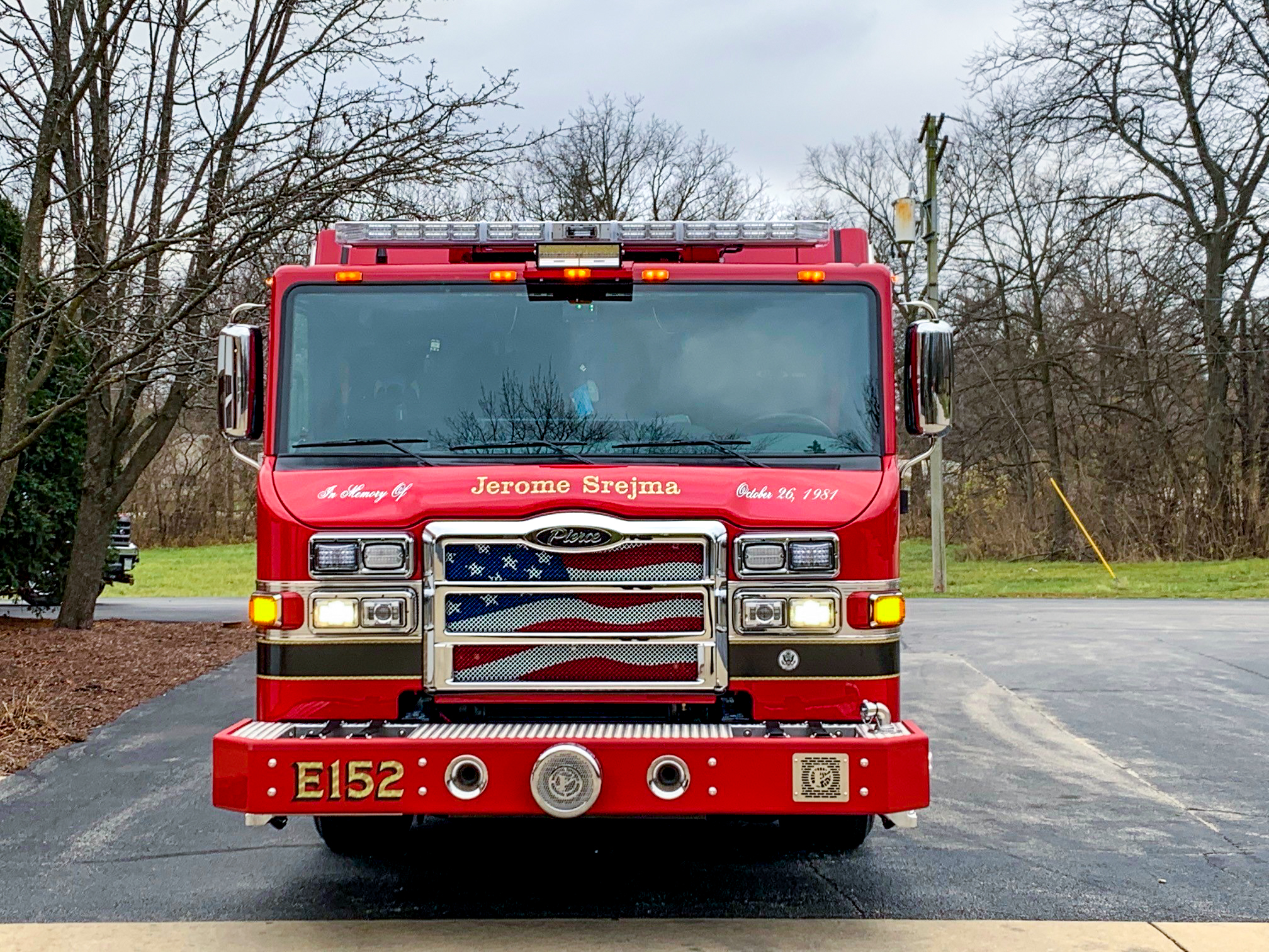Pleasantview Fire Protection District - Pumper