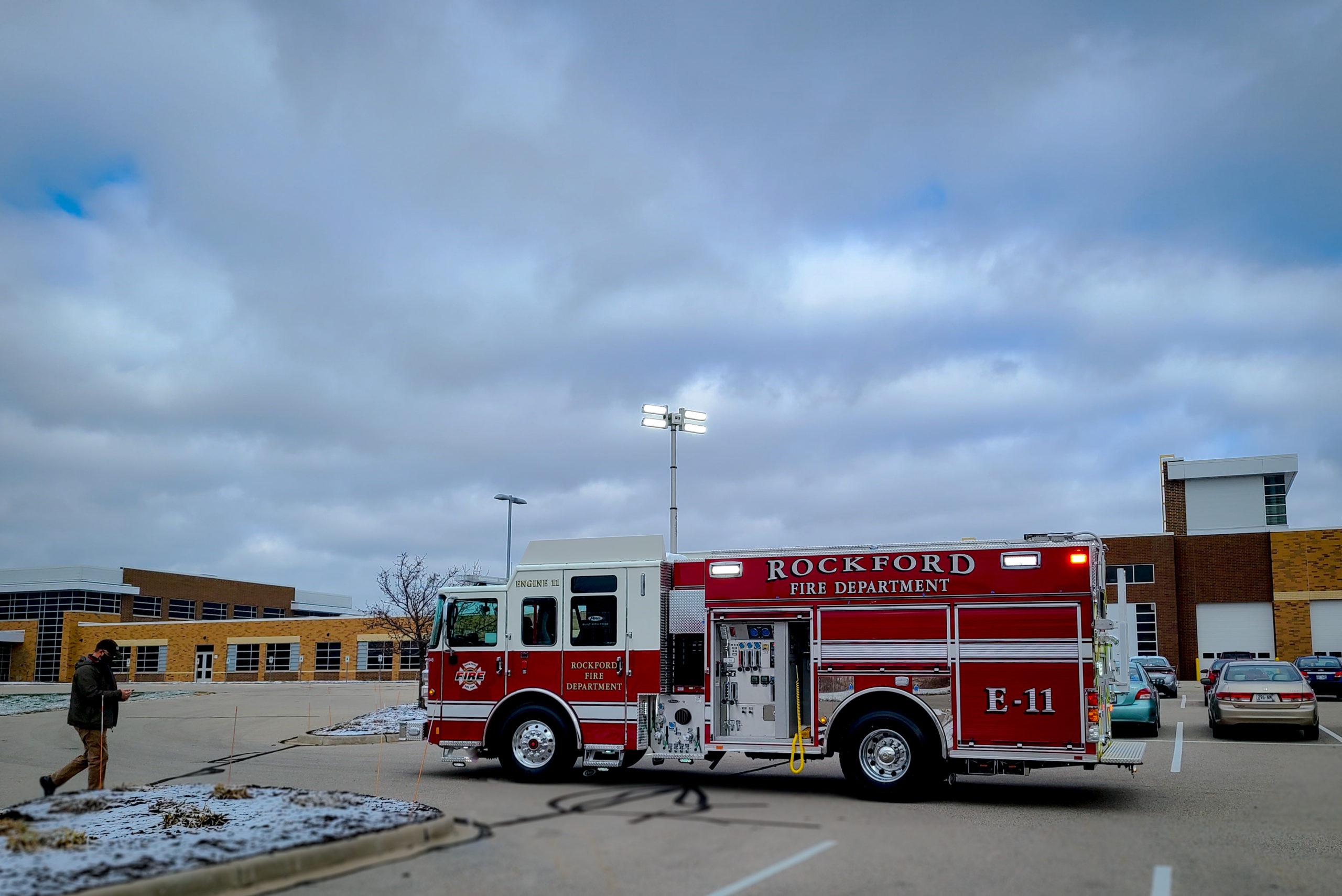 Rockford Fire Department - Pumper