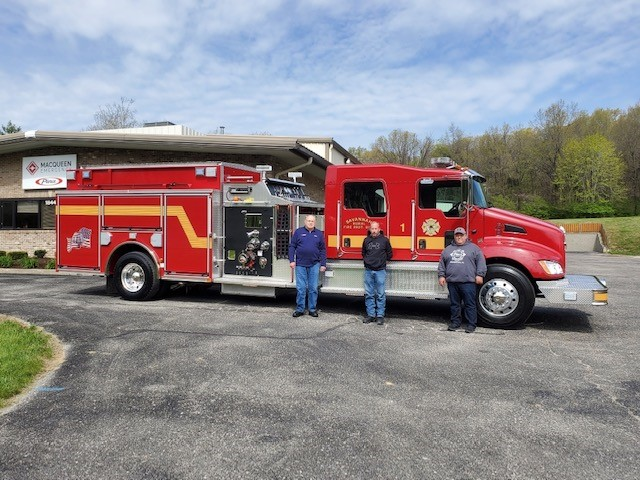 Savannah Rural Fire Protection District - Pumper