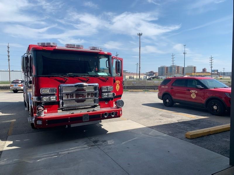 Terre Haute Fire Department - Pumper