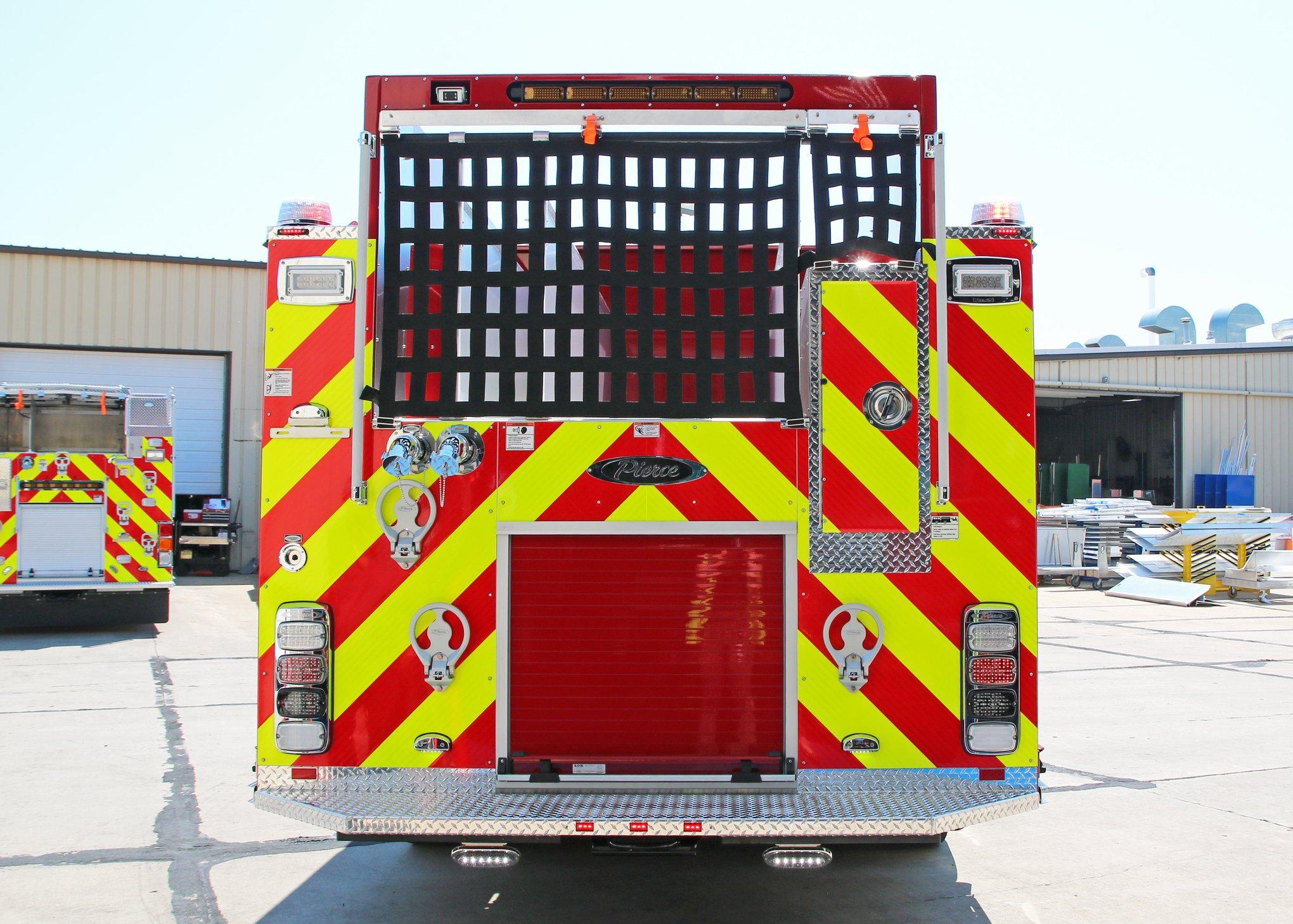 Warrenville Fire Protection District - Pumper