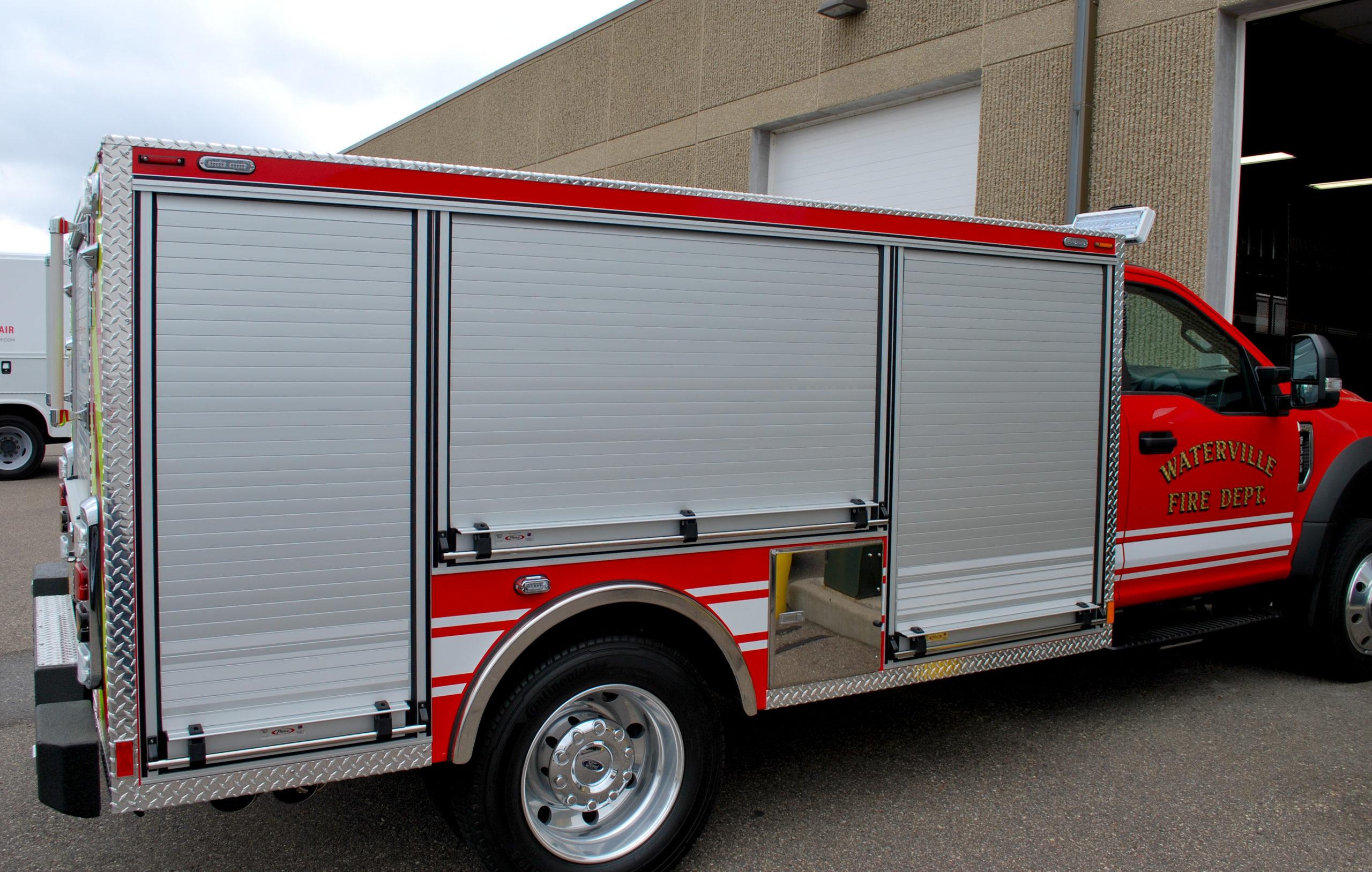 Waterville Fire Department - Mini Pumper