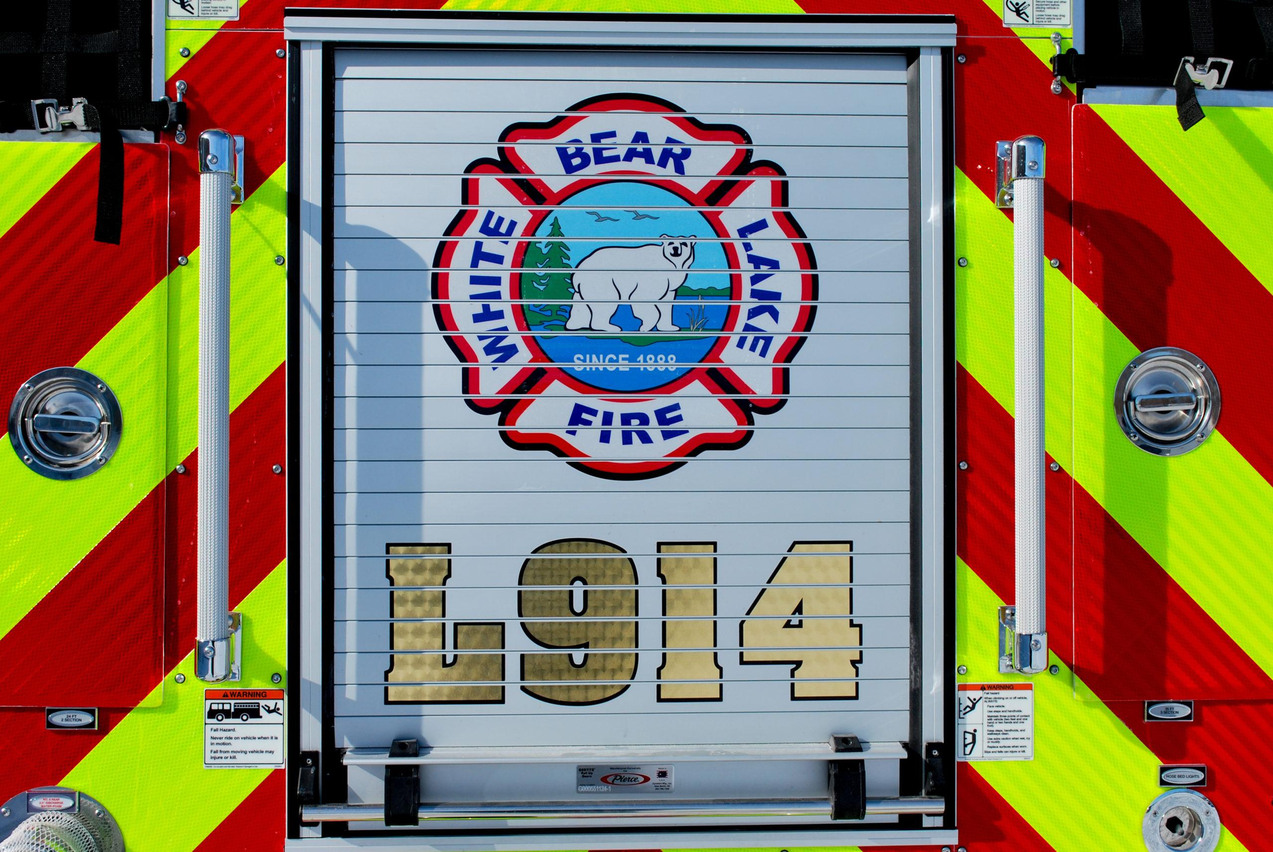 White Bear Lake Fire Department - Aerial