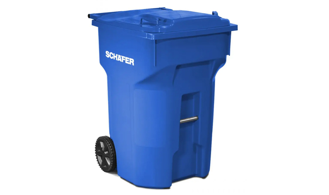Refuse Recycle Schaefer Waste M Carts